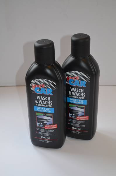 2x autoschampoo 1000 ml 7 50 eur l waschshampoo wachs. Black Bedroom Furniture Sets. Home Design Ideas