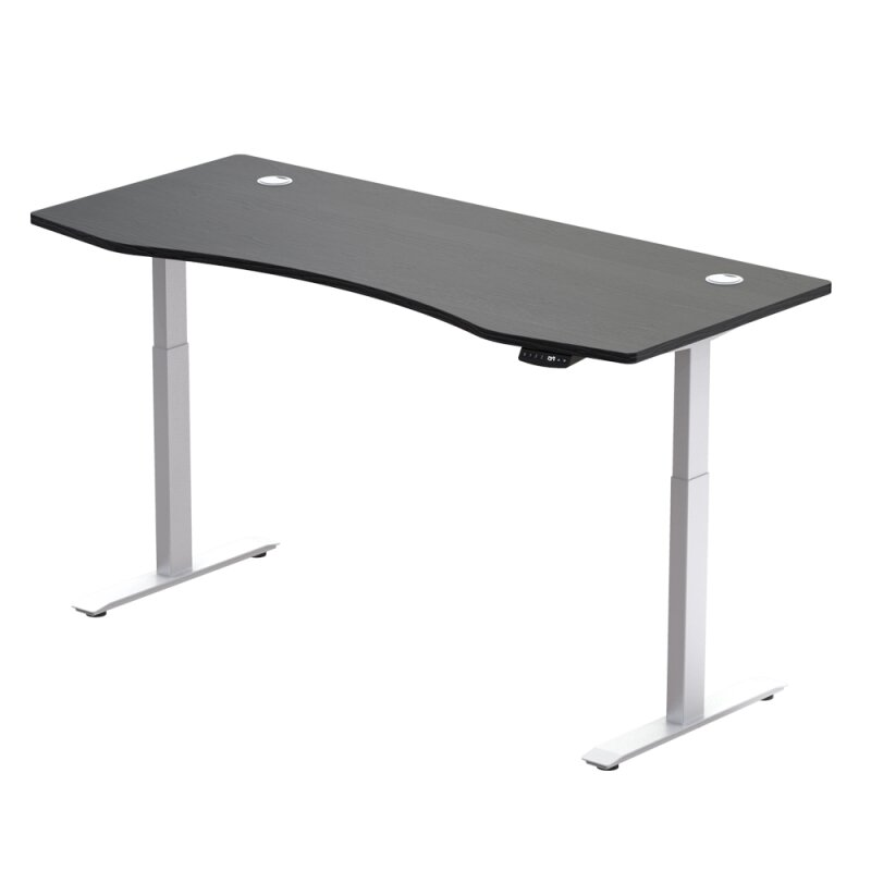 Schreibtisch Schwarz Weiß 2021