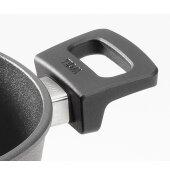 Titanium Bräter Guss Induktion viereckig, 28 x 28 cm...