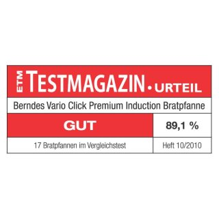 Bratpfanne 28 cm - Vario Click Induction- Berndes