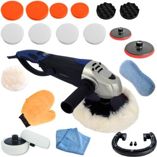 Polisher KB 1600W with large set 2