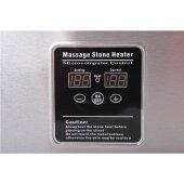 Hot Stone Set Basic Heater ca. 20 liter + 64 Hot Stones - Promafit