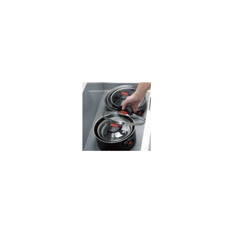 ballarini click cook kochset 5 tlg pfanne 24 28cm topfset 3 tl 114 99. Black Bedroom Furniture Sets. Home Design Ideas