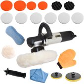 Polisher Dual Action KB 710W with set 2