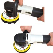 Polisher Dual Action KB 710W with set 3