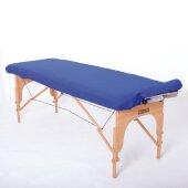 2-teiliges Massageliegenbezug - Set Blau