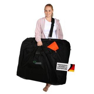 Transporttasche Tragetasche Massageliege Exklusiv Promafit Größe M Breite bis 80 cm