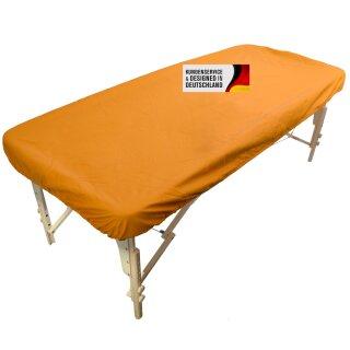 PU-Massageliegenbezug Gelb